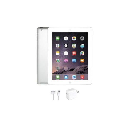 "Refurbished E-REPLACEMENTS IPAD 2 MC979LLAERWHREF 9"" TABLET(WHITE) MC979LL/A-ER"