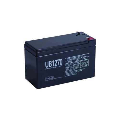 E-REPLACEMENTS SEALED LEAD ACID BATTERY UB1270-ER