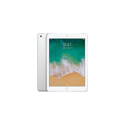 Apple iPad 5 (5th generation) Wifi ONLY 9.7inch 128GB in SIlver, Refurbished
