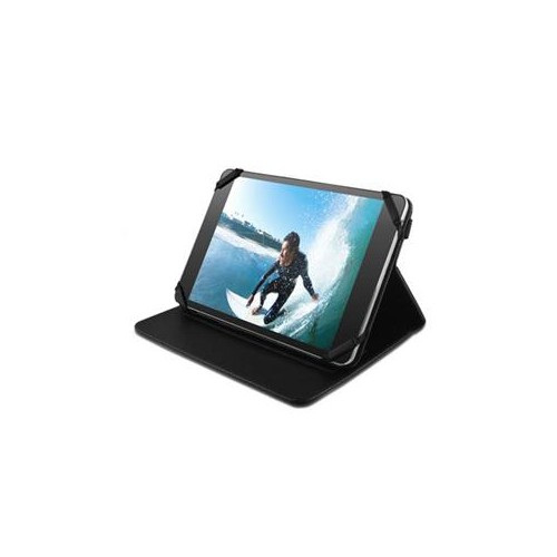 EMATIC UNIVERSAL TABLET FOLIO CASE FOR 8-INCH TABLETS AND IPAD (EUT801)