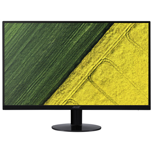 Acer 24 FHD 60Hz 4ms IPS LED Monitor SA240Y Bid