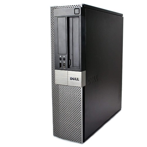 Dell Optiplex 980 Desktop Core i5 650 3.2GHz 4GB RAM 500GB HDD DVDRW Win 7 Pro - REFURBISHED