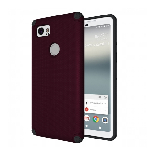 Axessorize PROTech Lite Google Pixel 2 XL Rouge Bourgogne