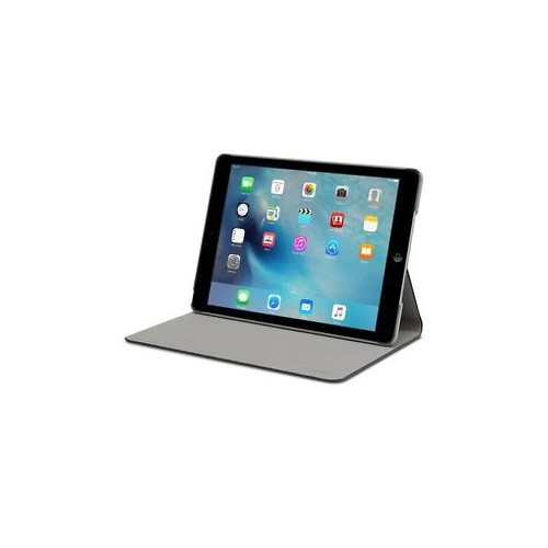 **OPEN BOX** Logitech 939-001395 Hinge Slim Case with Any-Angle Stand for iPad Air 2