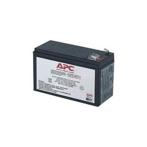 APC BY SCHNEIDER ELECTRIC UPS BATTERY LEAD-ACID BATTERY 12 VOLT 3.2 AH RBC35