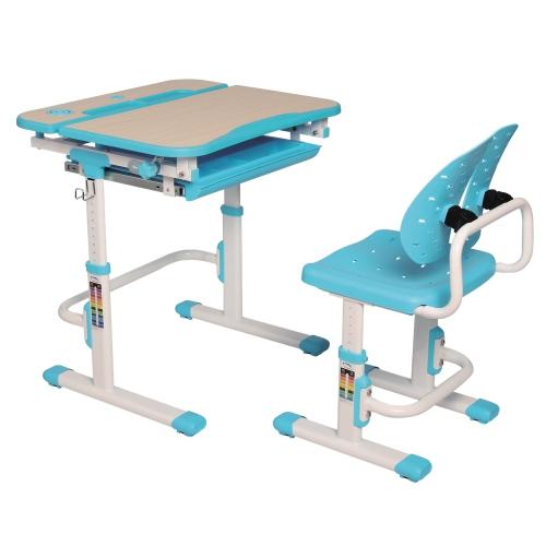 galileo kids desk and chair set ergonomic children s desk kids