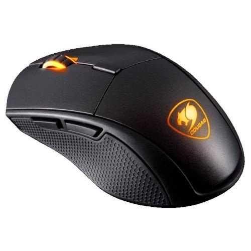 Minos X5 Gaming Mouse - Black