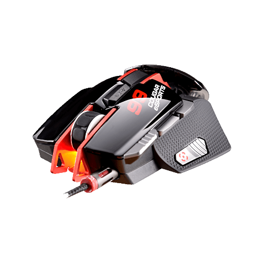 700M eSports Laser Gaming Mouse - Red
