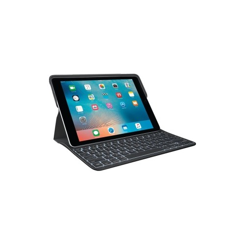 """** OPEN BOX** Logitech 920-008131 CREATE Backlit Keyboard Case with Smart Connector for iPad Pro 9.7"""""""