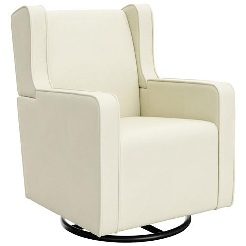 Graco Remi Upholstered Swivel Glider - Oatmeal