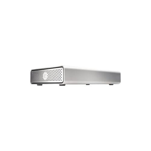 G-TECHNOLOGY 4TB USB 3.0 Portable External Hard Drive For Mac