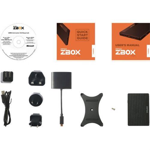 Zbox PI225 W2B Intel XIntel N3