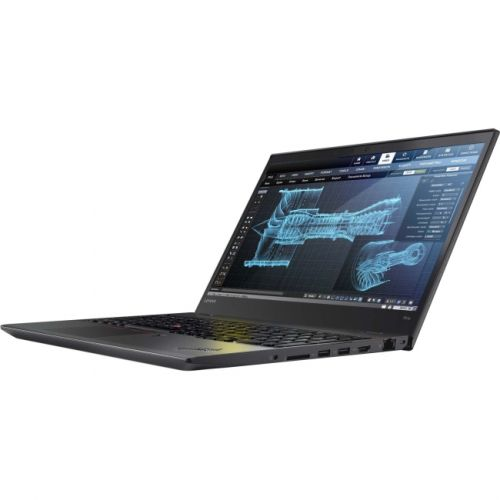 "Lenovo ThinkPad P51s 20HB001UUS 15.6"" Touchscreen LCD Mobile Workstation Ultrabook - Intel Core i7 (7th Gen) i7-7500U"