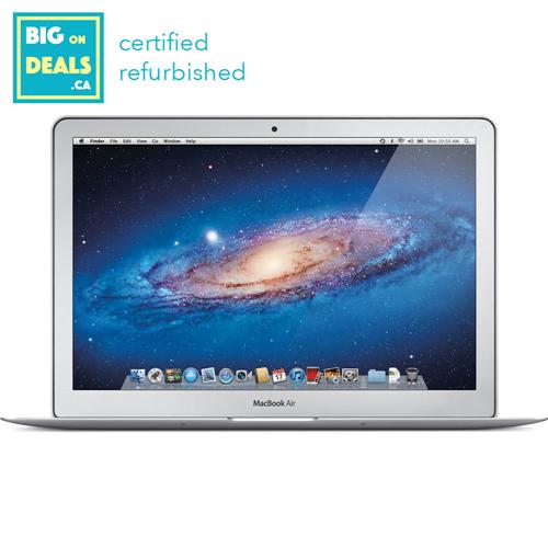 "Apple MacBook Air 13"", 2012, 256GB SSD, 1.8GHz Core i5 - Refurbished"