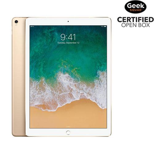 iPad Pro de 12,9 po et 256 Go avec Wi-Fi d'Apple - Doré - Boîte ouverte