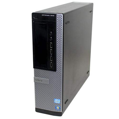 Dell Optiplex 7010 Small Form Factor SFF Intel Core i3 3220 3.3GHz CPU 8GB RAM 500GB HDD DVDRW Win 7 Pro - REFURBISHED