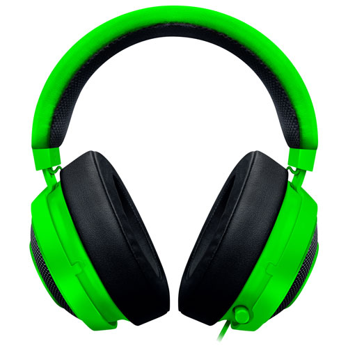 Razer Kraken Pro V2 Over-Ear Gaming Headset - Black   Gaming Headsets -  Best Buy Canada a2d7d9877b