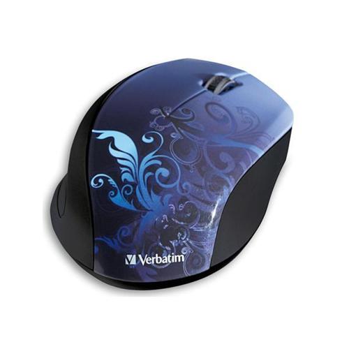 Verbatim Wireless Optical Mouse - (97785)