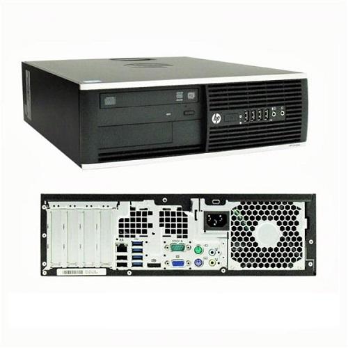 HP PRO 6300 SFF I3 3220 3.3 GHZ 8GB 2TB DVD Win10 HOME 5YR WTY USB WIFI- Refurbished