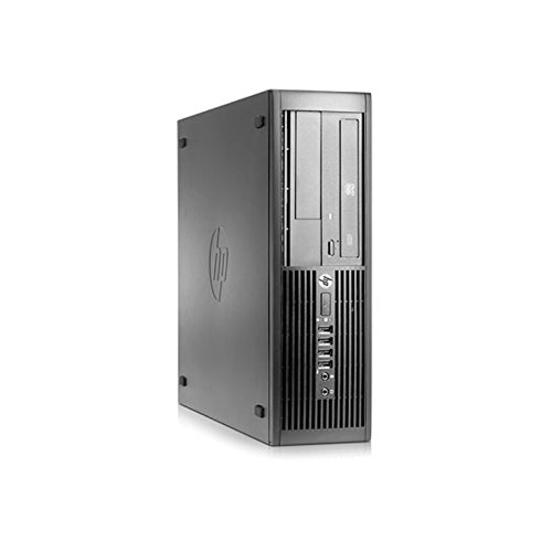 HP PRO 4300 SFF I3 3220 3.3 GHZ 8GB 2TB DVD/RW Win10 HOME 5YR WTY USB WIFI- Refurbished