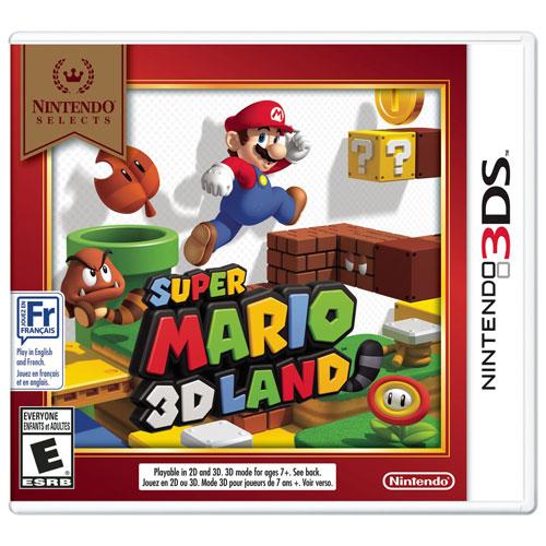 Nintendo 3DS, 3DS XL & 2DS Games: Action, Classic, Adventure
