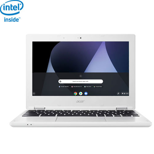 "Acer CB3 11.6"" Chromebook - White (Intel Celeron N3060/32GB eMMC/4GB RAM/Chrome OS)"