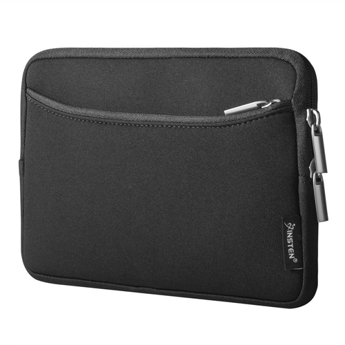 "Insten Universal Stylish Protective 7"" Laptop/Tablet Sleeve Case, Black"