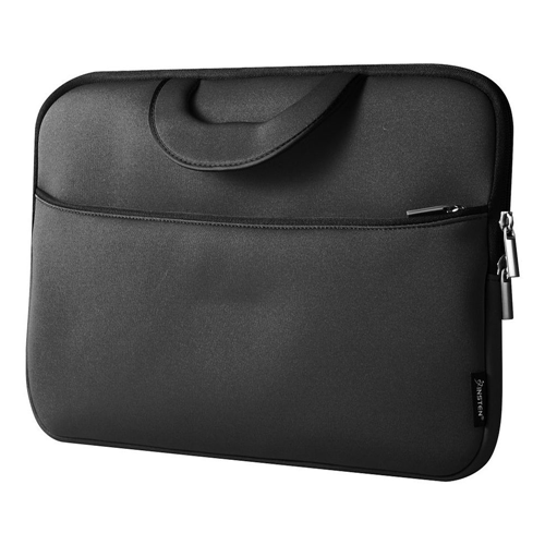 "Insten Universal Stylish Protective 13.3"" Laptop/Tablet Sleeve Case, Black"