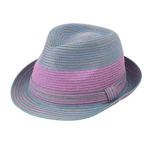 Access Headwear Sun Styles Rosie Ladies Modern Trilby Fedora Hat ... 1e3f777f75a