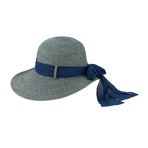 Access Headwear Sun Styles Gladis Ladies Large Brim Sun Hat with Large  Accent Bow e1976ce1f82