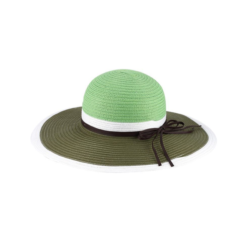df1eb59f4e052 Access Headwear Sun Styles Nadia Ladies Multi Tone Sun Hat