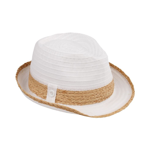 Access Headwear Sun Styles Havana Ladies Packable Trilby Fedora Hat ... 131d0a689ca