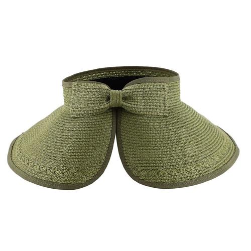 Access Headwear Sun Styles Paulina Ladies Visor Sun Hat ec31483e8ba3
