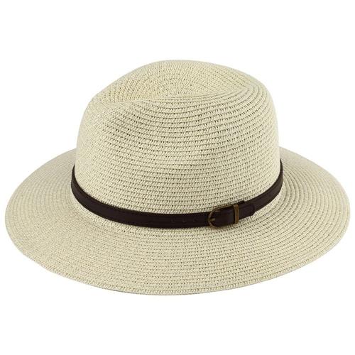 d3bea3ce Access Headwear Sun Styles Marla Ladies Fedora Style Sun Hat, Cream : Hats  - Best Buy Canada
