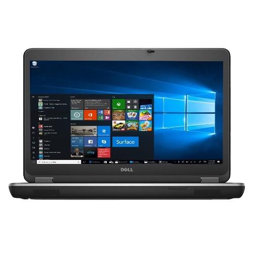 "Dell Latitude E6440 Laptop, 14"" Display, Intel Core i7, 8GB RAM, 320GB HDD, Windows 10 Pro - Refurbished"