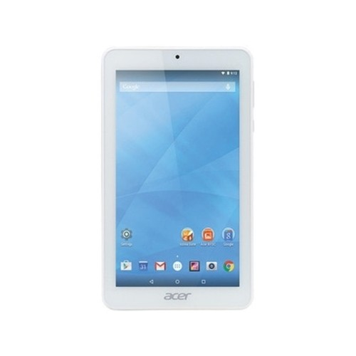 "PRE-OWNED Acer B1-770-K651 Iconia 7"" Tablet 1.3GHz 16 GB Mediatek Quad-Core Processor White"