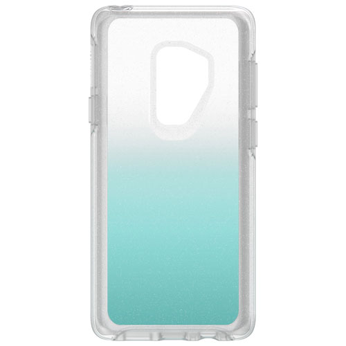 on sale 34d69 effa5 OtterBox Symmetry Fitted Hard Shell Case for Galaxy S9+ - Aloha Ombre