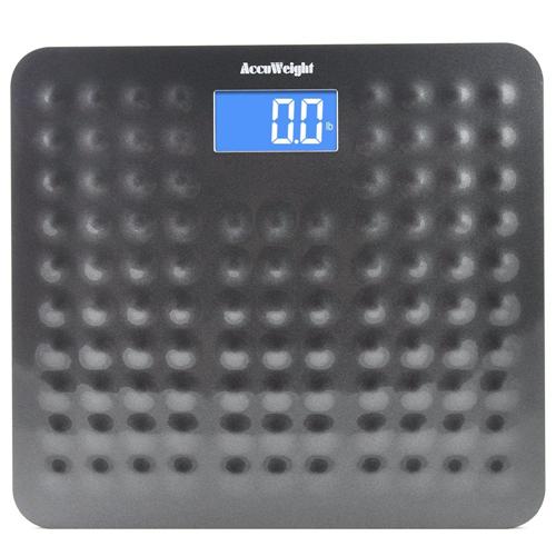 a12cb0ad1ef Accuweight Anti-skid Digital Bathroom Body Weight Scale with 3.6