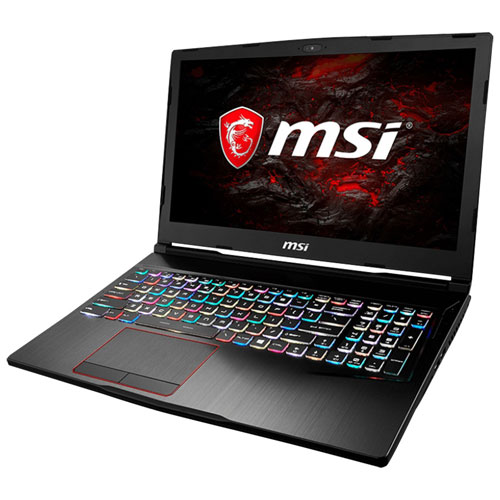 "MSI 17.3"" GE73VR Gaming Laptop (Intel Core i7-7700HQ/1TB HDD/256GB SSD/16GB RAM/GeForce GTX 1070)"