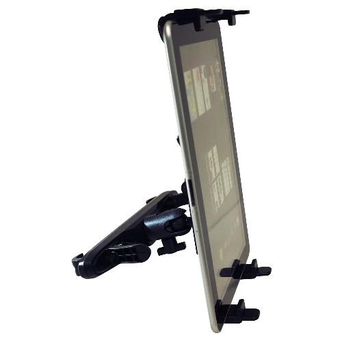 Exian Tablet Car Seat Mount Holder Black