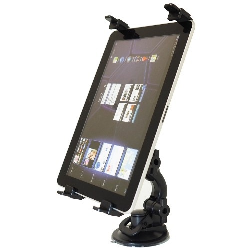 Exian Tablet Car Mount Holder Black