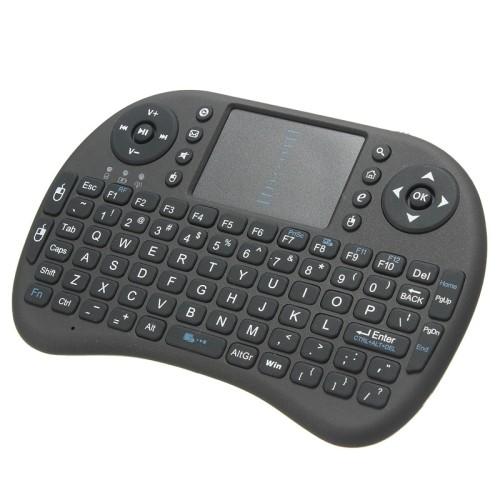 axGear 2.4G clavier sans fil avec Touchpad Cprdless Mini Handheld Plam Clavier pour PC Android Tablet