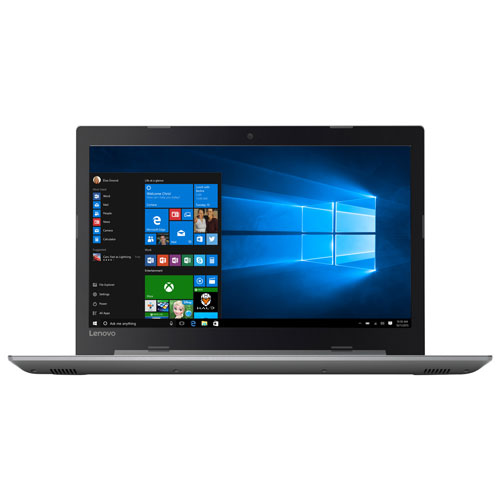 "Lenovo IdeaPad 320 15.6"" Laptop - Platinum Grey (AMD A12-9720P/1TB HDD/8GB RAM/AMD Radeon R7/Win 10)"