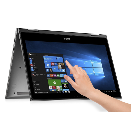 """Dell Inspiron 13 5000 (2-in-1) 13.3"""" FHD IPS Touchscreen Intel i7-8550U (8th Gen Quad Core) 8GB Memory 1TB HDD Tablet Laptop"""