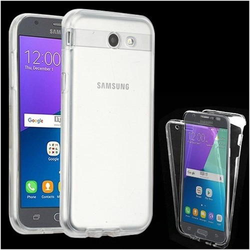 Insten Gel Case For Samsung Galaxy J3 (2017)/J3 Eclipse/J3 Emerge/J3 Luna Pro, Clear