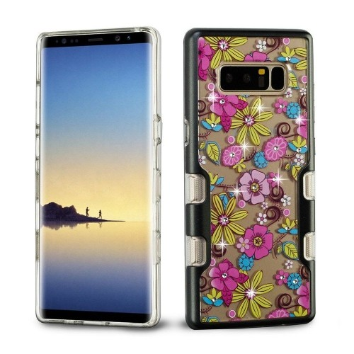 detailed pictures 9bf5d 3ce8a Insten Fitted Hard Shell Case for Samsung Galaxy Note 8 - Multicolor