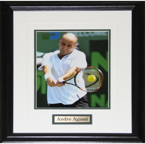 74c4f592a31cfe Andre Agassi Tennis 8x10 frame   More Sports - Best Buy Canada