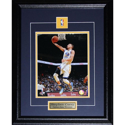 Stephen Curry Golden State Warriors 8x10 Frame More Sports Best