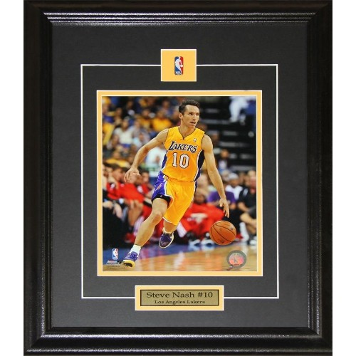Steve Nash Los Angeles Lakers 8x10 frame : More Sports - Best Buy Canada