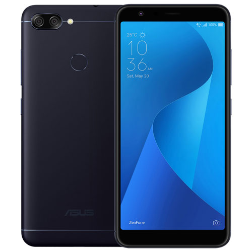 ASUS ZenFone Max Plus (M1) 32GB - Moonlight Black - Unlocked